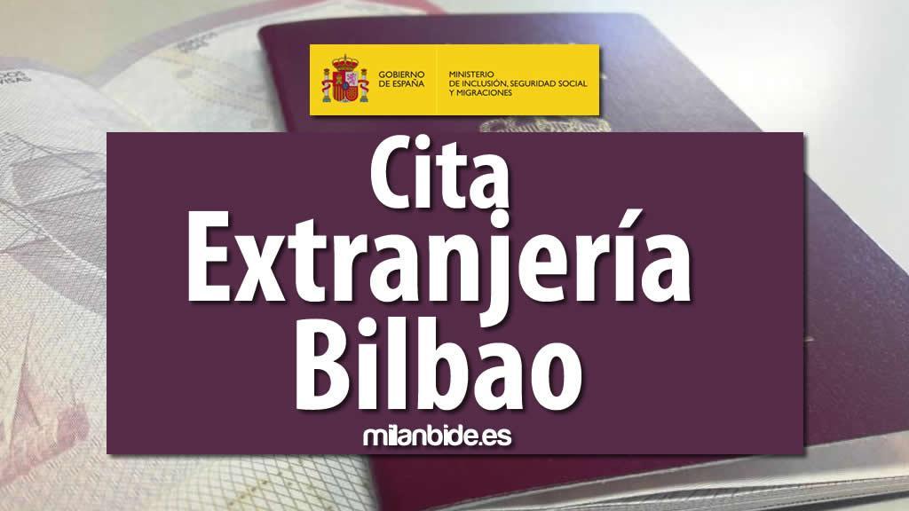 Cita Extranjería Bilbao
