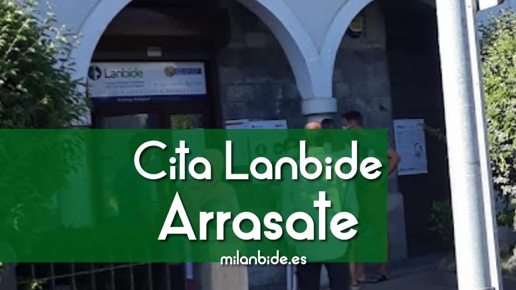 Cita Previa Lanbide Arrasate / Mondragón