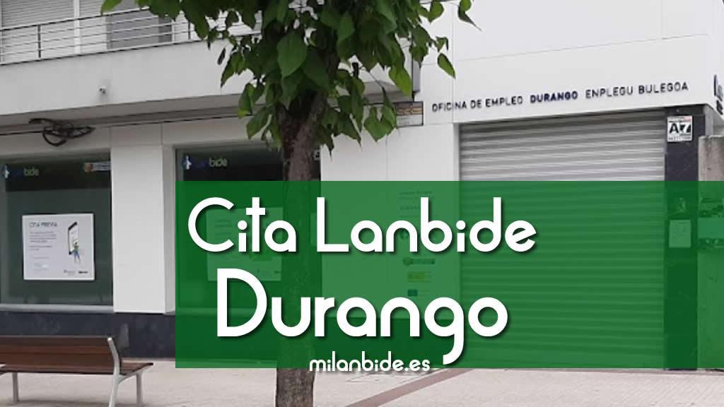 Cita Lanbide Durango