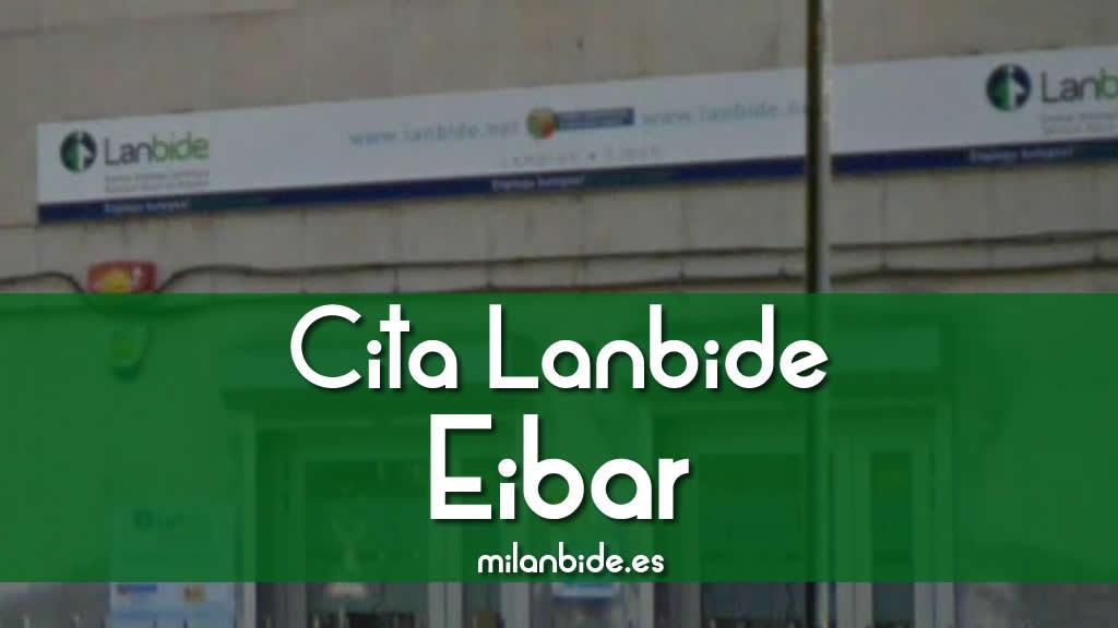 CITA PREVIA LANBIDE EIBAR
