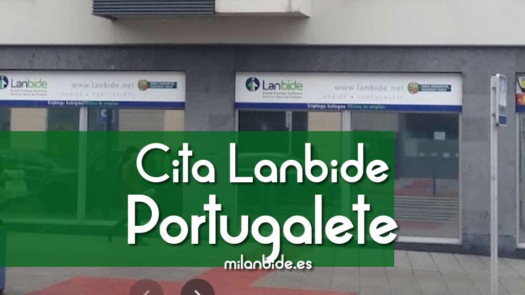 Cita Lanbide Portugalete