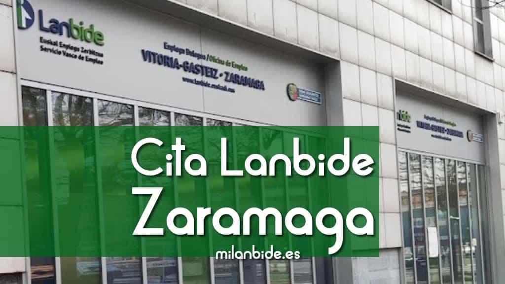 Cita Previa Lanbide Zaramaga