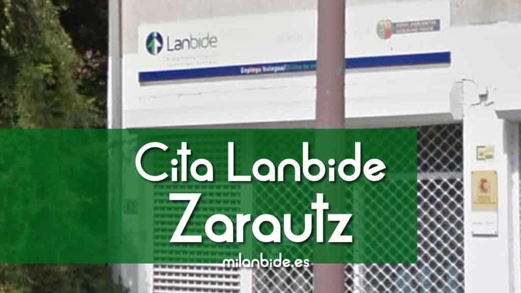Cita Lanbide Zarautz